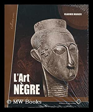 L'art negre: Markov, Vladimir; Saint-Jean