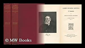 James Russell Lowell : a Biography /: Scudder, Horace Elisha