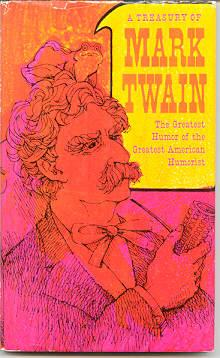 A Treasury of Mark Twain, the Greatest: Lewis, Edward and