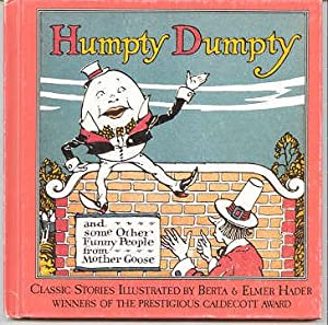 Humpty Dumpty and Some Other Funny People
