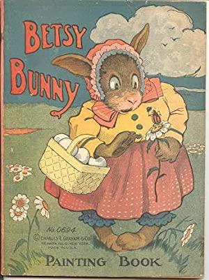 Betsy Bunny Painting Book [No. 0694]