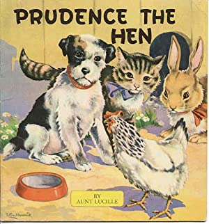 Prudence the Hen: Lucille, Aunt
