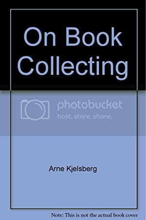 On Book Collecting