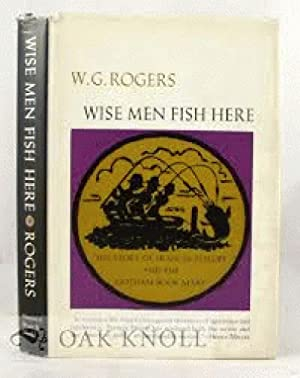 Wise Men Fish Here: The Story of Frances Steloff and the Gotham Book Mart
