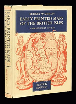 Early Printed Maps of the British Isles, 1477-1650 (Holland Press cartographica)