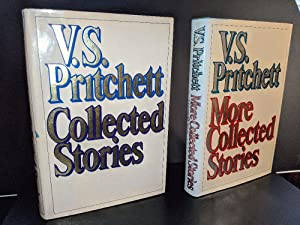 Collected Stories [With] More Collected Stories (Two Volume Set)