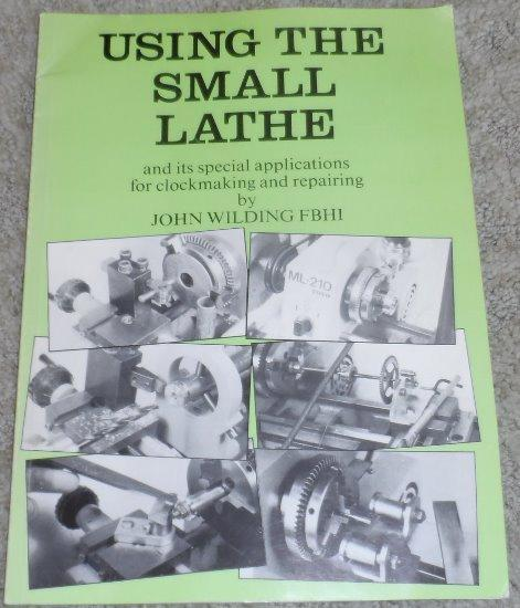 Using the Small Lathe and its special