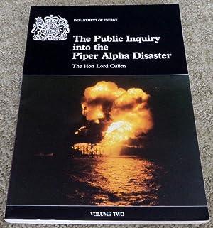 The Public Inquiry into the Piper Alpha: Cullen, W. Douglas