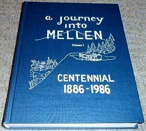 A Journey into Mellen: Centennial 1886-1986: Joe Barabe, Jasper