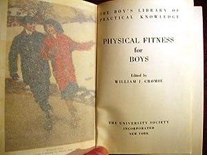 Physical Fitness for Boys: Cromie