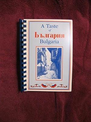 A Taste of Bulgaria: Bulgarian Macedonian Beneficial Association