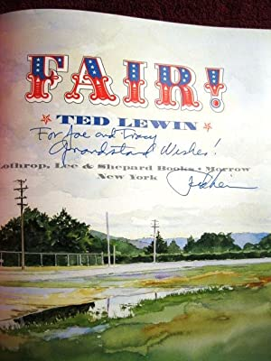 Fair! (Signed by Author): Lewin, Ted