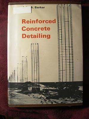 Reinforced Concrete Detailing: John A. Barker