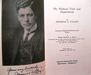 My Political Trial and Experiences: Jeremiah A. O'Leary