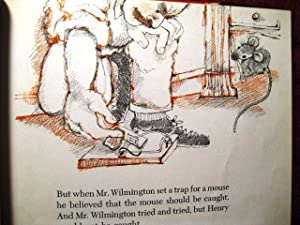 Henry, the Uncatchable Mouse: Sidney Simon; Illustrated by Nola Langner