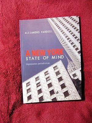 A New York State of Mind: Impresiones: Alejandro Varderi