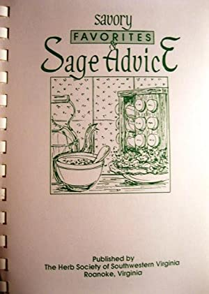 Savory Favorites and Sage Advice: Herb Society of Southwestern Virginia