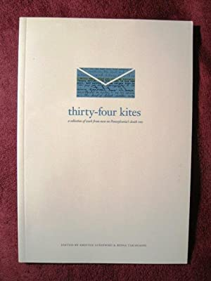 Thirty-Four Kites: A Collection of Work from Men on Pennsylvania's Death Row: Kristen ...