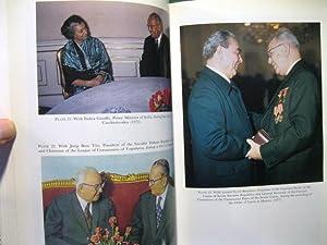 Gustav Husak, President of Czechoslovakia: Speeches and Writings (Interview with Robert Maxwell and...
