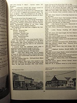 The Berlin Area 1777-1977: Which Includes Berlin Borough, Brothersvalley Township, Allegheny ...