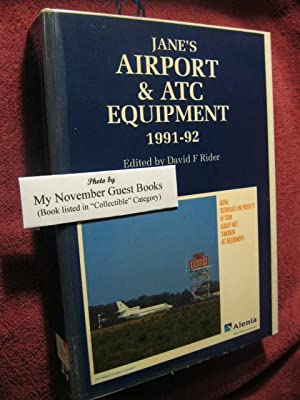 Jane's Airport & ATC Equipment 1991-92: David F. Rider, Editor