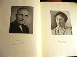 The Story of the Davella Mills Foundation 1935-1955: Created for the Purpose of Benefiting Mankind,...