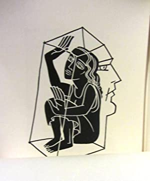 Women of the Bible: 24 Silk-Screened Prints: Luba Lukova
