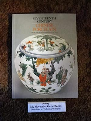 Seventeenth Century Chinese Porcelain from the Butler: Sir Michael Butler,
