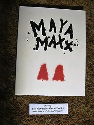 Maya Maxx: For Tomorrow: Maya Maxx