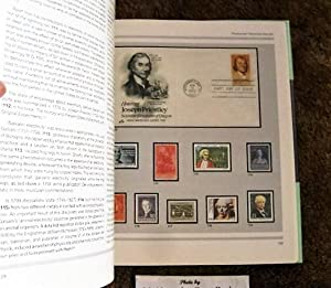 A Philatelic Ramble through Chemistry (signed by author): Heilbronner, Edgar; Miller, Foil A.
