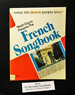 "World Charts Presents the French Songbook: ""songs the French People Love!"": Anna Sosenko,..."