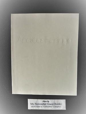 Andreas Feininger : A Retrospective (Signed by: Bhupendra Karia