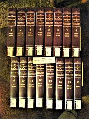Encyclopedia of Religion: 16 Volume Set Complete: Mircea Eliade, Editor
