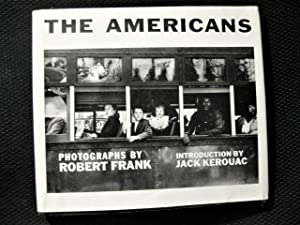The Americans: Photographs by Robert Frank: Robert Frank with