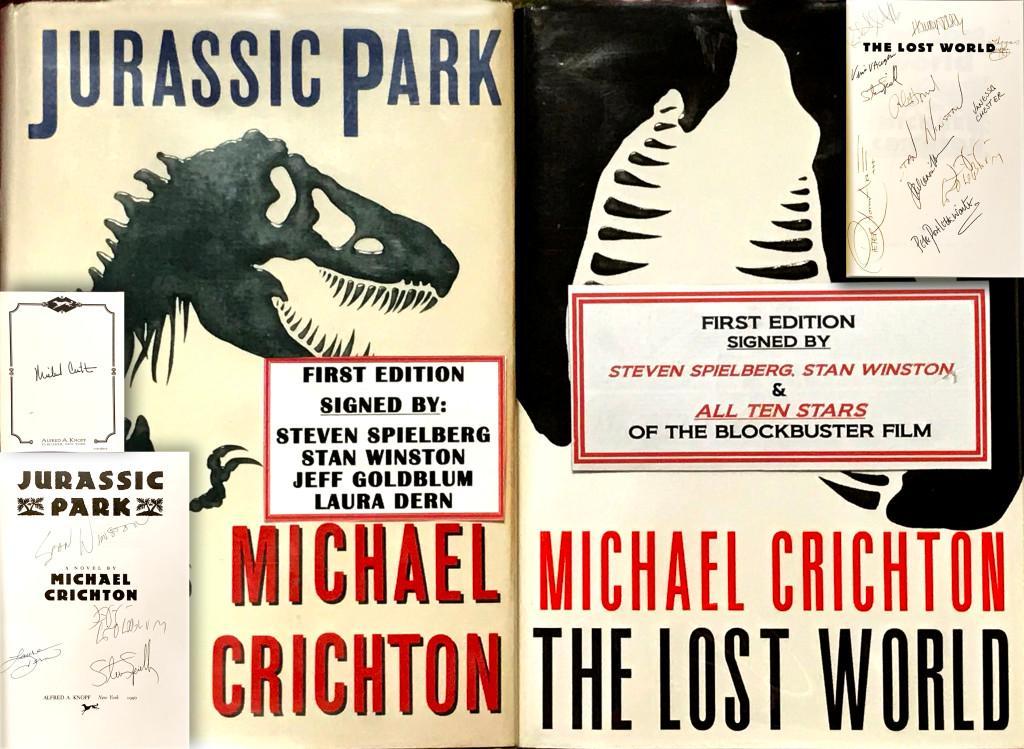 Michael Crichton read alikes