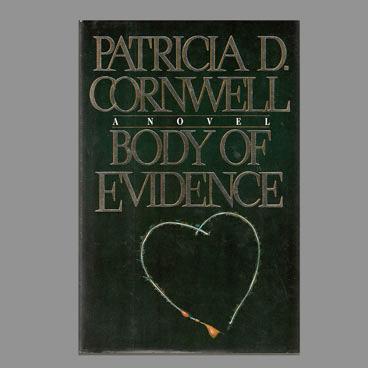 BODY OF EVIDENCE CORNWELL, Patricia Fine Hardcover