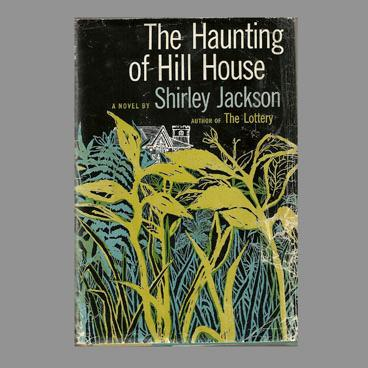 The Haunting Of Hill House By Jackson Shirley Near Fine Hardcover 1959 1st Edition Mystery Pier Books Inc Abaa Ilab Aba