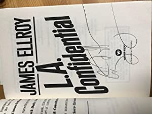 L.A. Confidential (Signed by Curtis Hanson and Hames Ellroy)