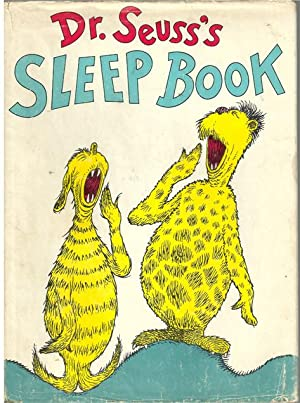 Dr Seuss?s Sleep Book
