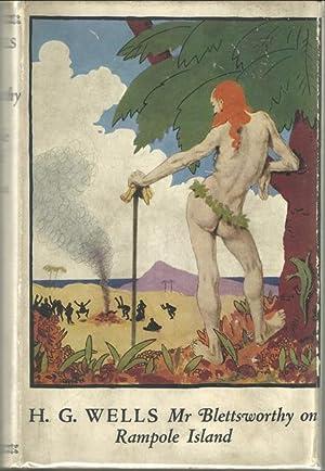 Mr Blettsworthy on Rampole Island: H. G. Wells