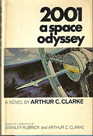 2001: A Space Odyssey (Signed by Arthur C. Clarke)