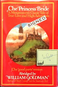 The Princess Bride (Signed by William Goldman)