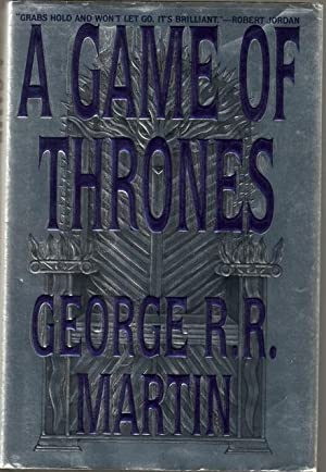A Game of Thrones (All Five Books Signed by George R. R. Martin)