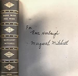 Gone with the Wind (Signed by Margaret Mitchell)