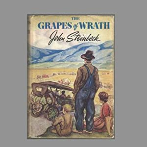 the portrayal of depression in the 1930s in the grapes of wrath by john steinbeck The grapes of wrath essays through the great economic depression of the 1930's john steinbeck: development and portrayal of his characters and.