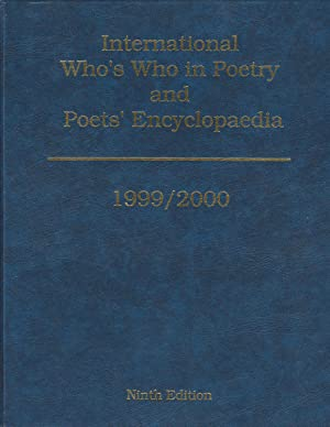 International Who's Who In Poetry And Poets': McIntire, Dennis K.