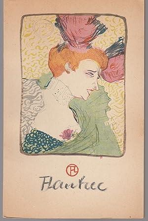 Les Lithographies de Toulouse-Lautrec: Roger-Marx, Claude