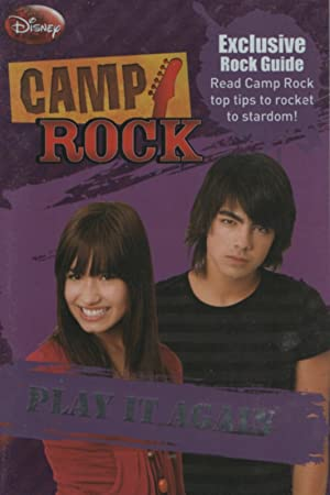 CAMP ROCK PLAY IT AGAIN (SECOND SESSION #1)