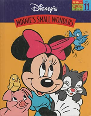 Minnie's Small Wonders (Disney's Read and Grow