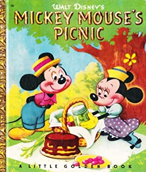 WALT DISNEY'S MICKEY MOUSE'S PICNIC (D6)